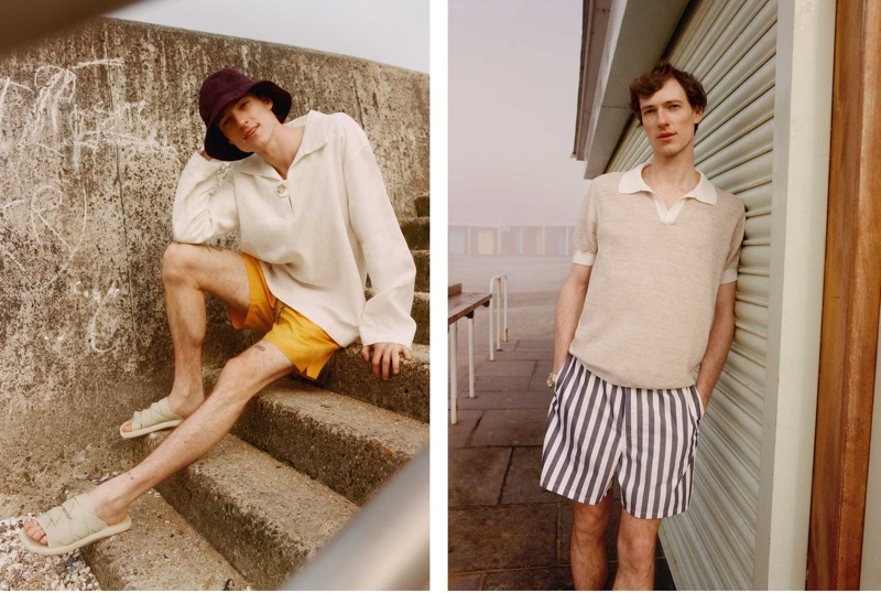 Tommaso de Benedictis Dons 'Easy Dressing' for MatchesFashion