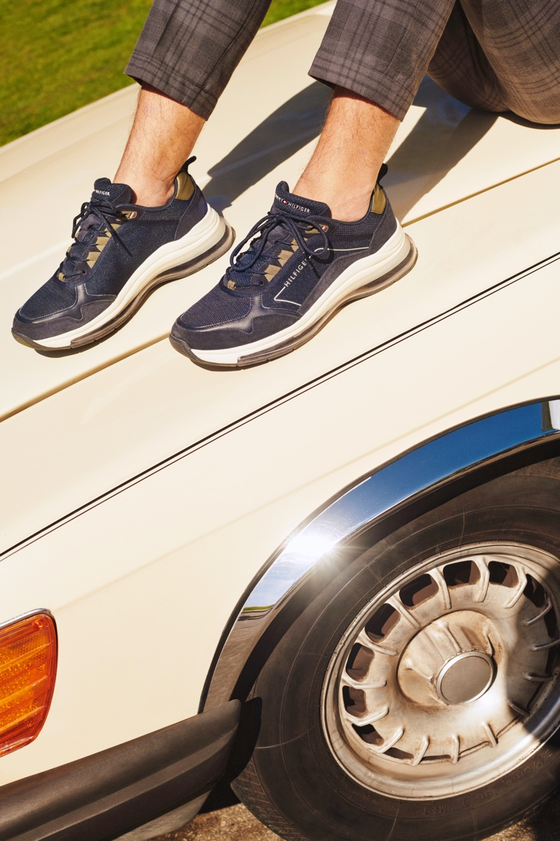 Tommy Hilfiger Looks Forward to Father's Day with Fresh Styles
