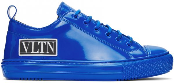 Valentino Garavani Blue Valentino Garavani Giggies Sneakers