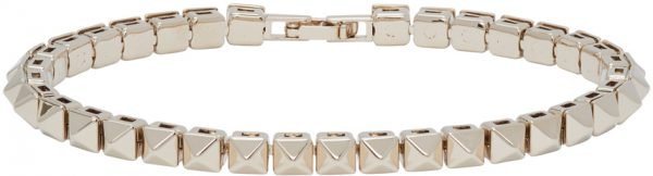 Valentino Garavani Gold Valentino Garavani Rockstud Bracelet