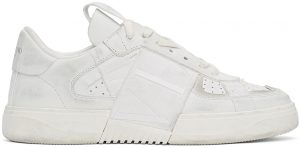 Valentino Garavani White 'VL7N' Low Sneakers