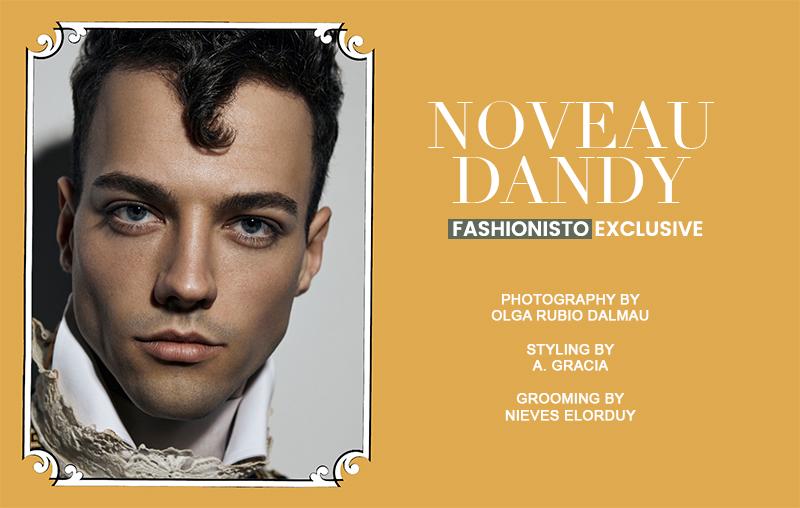 Fashionisto Exclusive: Thor Groenbech photographed by Olga Rubio Dalmau