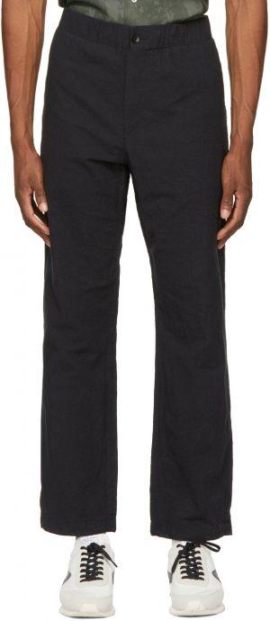 rag & bone Black Liam Lounge Pants