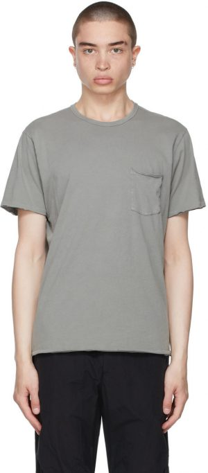 rag & bone Grey Miles T-Shirt