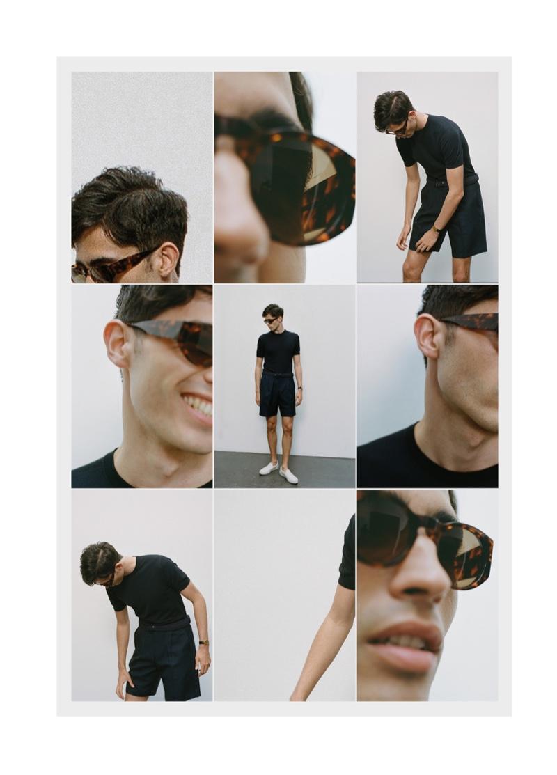 Ismaël Choron Inspires in Smart Clothes & Accessories for BEIGE Habilleur