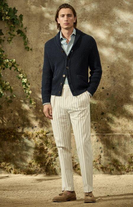 Brunello Cucinelli Champions the Art of Dressing