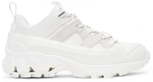Burberry Off-White Arthur Sneakers