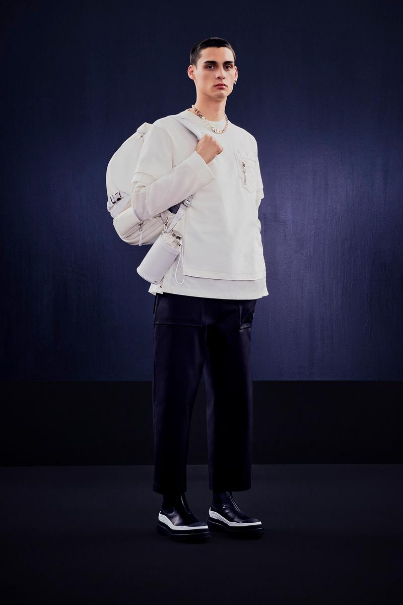 Dior Men Partners with Sacai for Spring '22 Capsule Collection