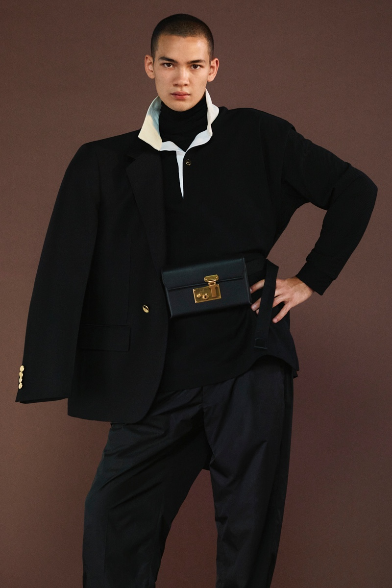 Dunhill Packs Attitude with its Spring '22 Identities Collection