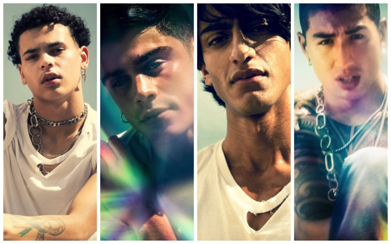 Isaac, Tyson, Govi & Hunter Star in a Hot Boy Summer