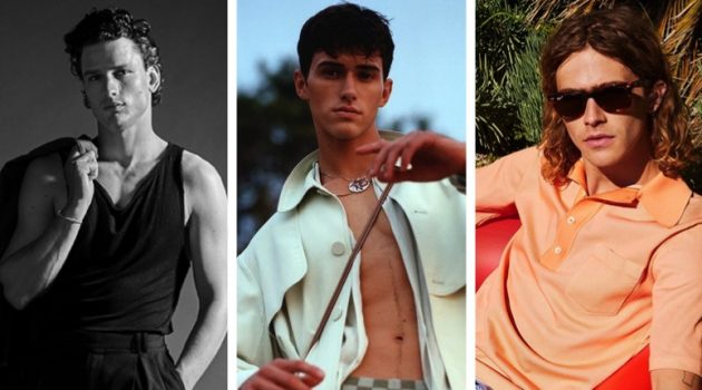 Week in Review: Simon Nessman for Issue magazine, Jacob Dooley for Vogue.it, and Sam Nugen for Sunglass Hut