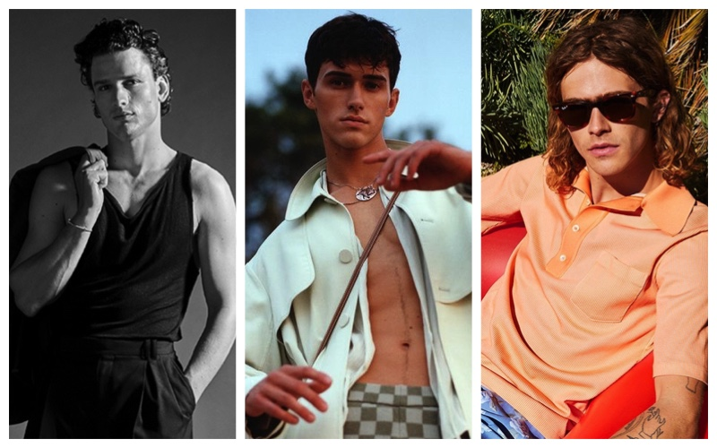 Fashionisto Week in Review: Luke Murch photographed by Patrick Lacsina, Jason Morgan for Esquire México, Warby Parker Sunglasses