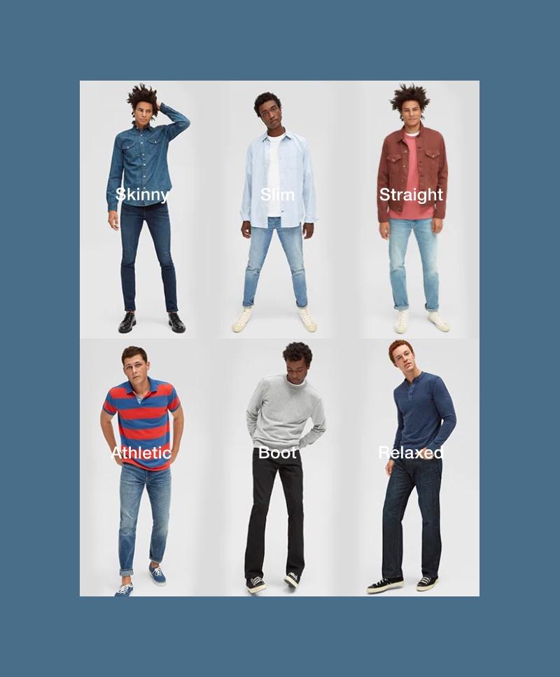 Gap Mens Denim Jeans
