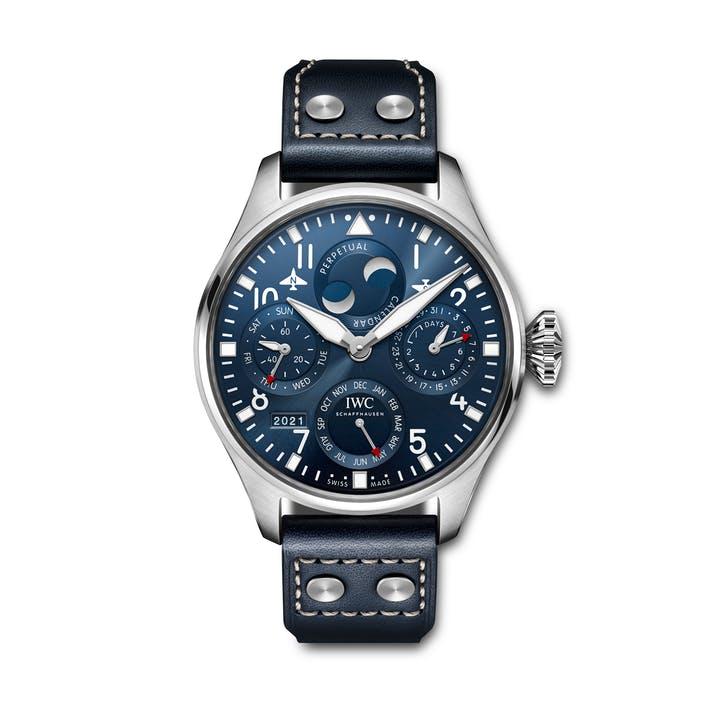 IWC Big Pilot Perpetual Calendar Watch
