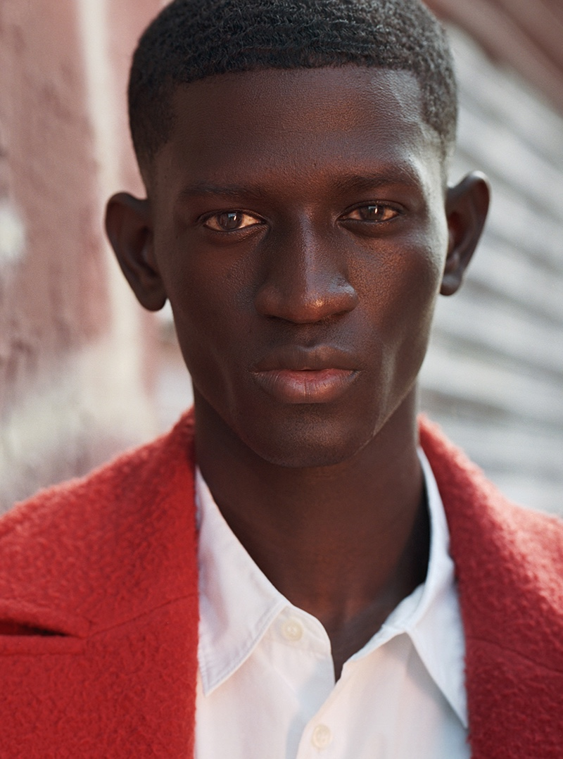 Fashionisto Exclusive: Ibby Sow photographed by Julia Sariy