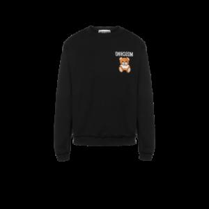 Inside Out Teddy Bear Cotton Sweatshirt