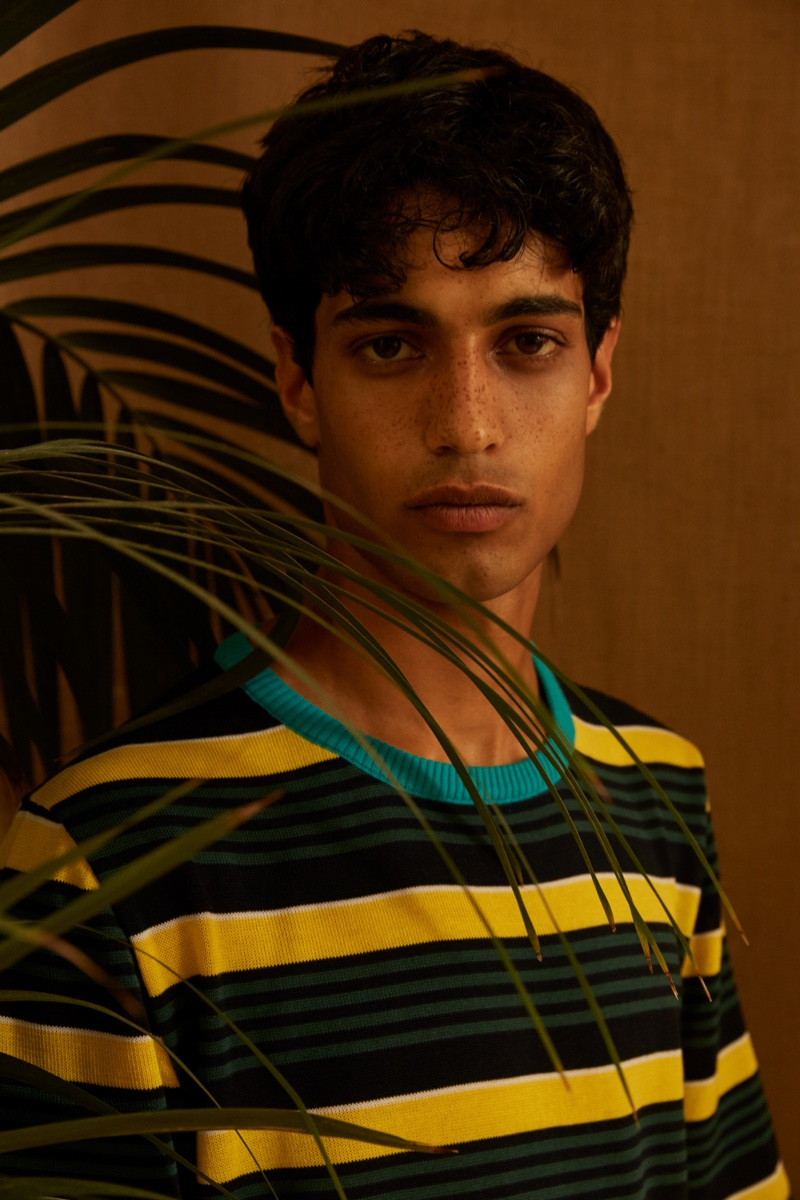 Luca Larenza Looks East for Spring '22 Collection