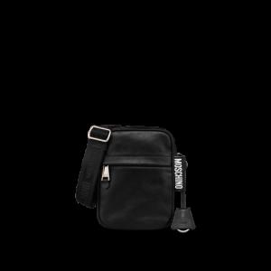 Macro Label Shoulder Bag
