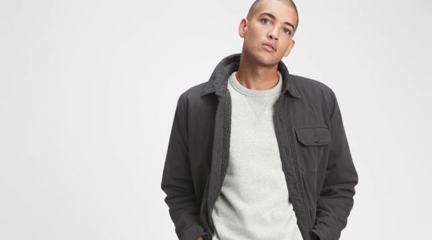 Mens Gap Soft Wear Slim Jeans with Washwell