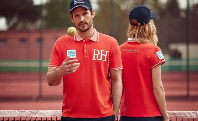 Sam Webb Embraces Tennis Style in Pedro del Hierro