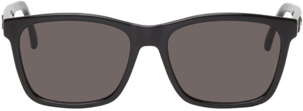 Saint Laurent Black SL 318 Signature Square Sunglasses