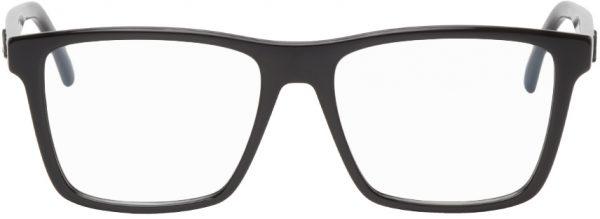 Saint Laurent Black SL 337 Square Glasses