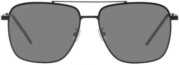 Saint Laurent Black Sl 376 Sunglasses