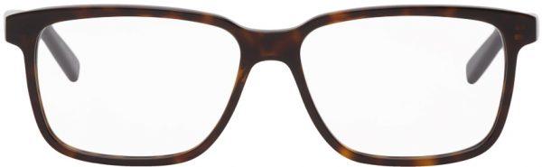 Saint Laurent Brown SL 458 Glasses