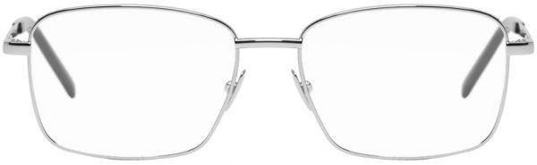 Saint Laurent Silver SL 330 Glasses