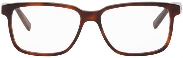 Saint Laurent Tortoiseshell SL 458 Glasses