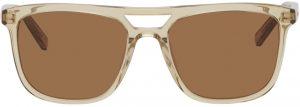 Saint Laurent Yellow SL 455 Sunglasses