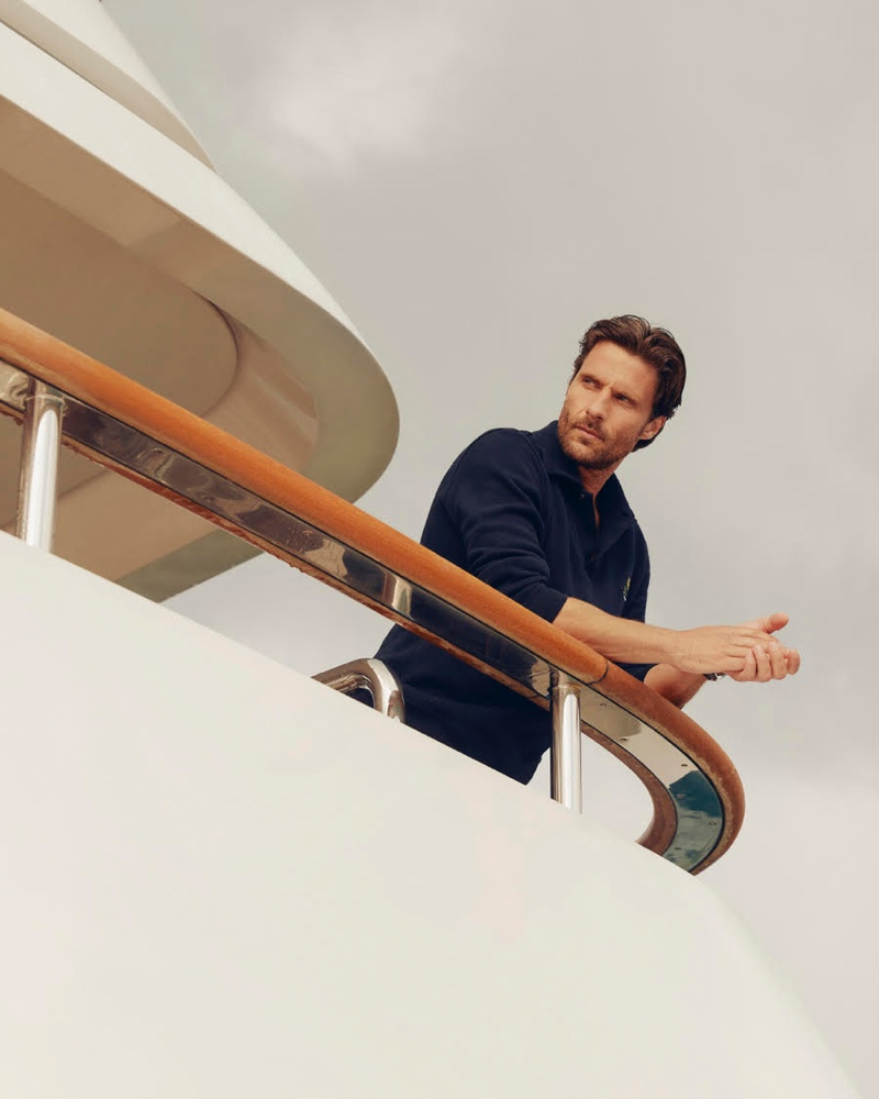 It's Smooth Sailing for Tommy Dunn & Robb Report