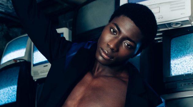 Yabi Drame & Dakota Dickey Star in 365 Male Cover Shoot