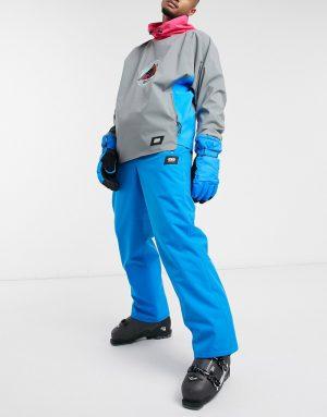 ASOS 4505 ski pants in blue-Green