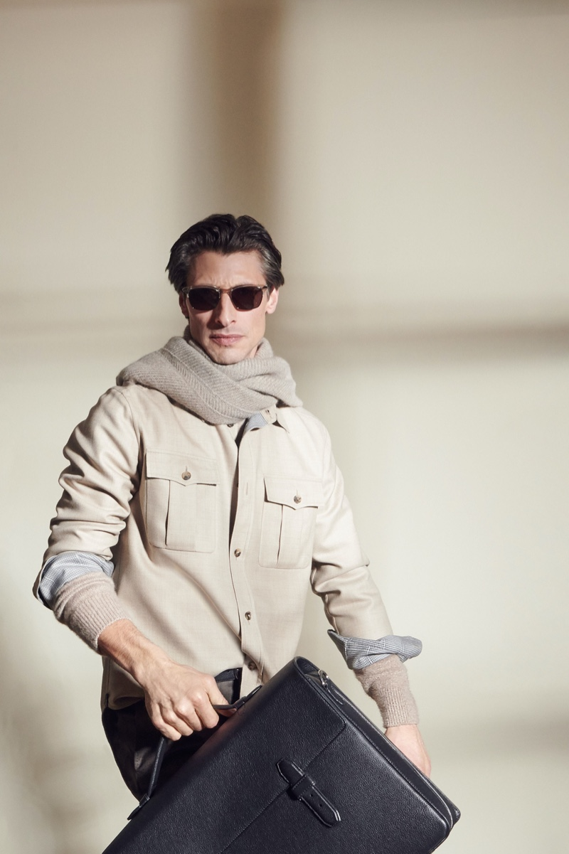 Brioni Champions Everyday Elegance with Fall '21 Collection