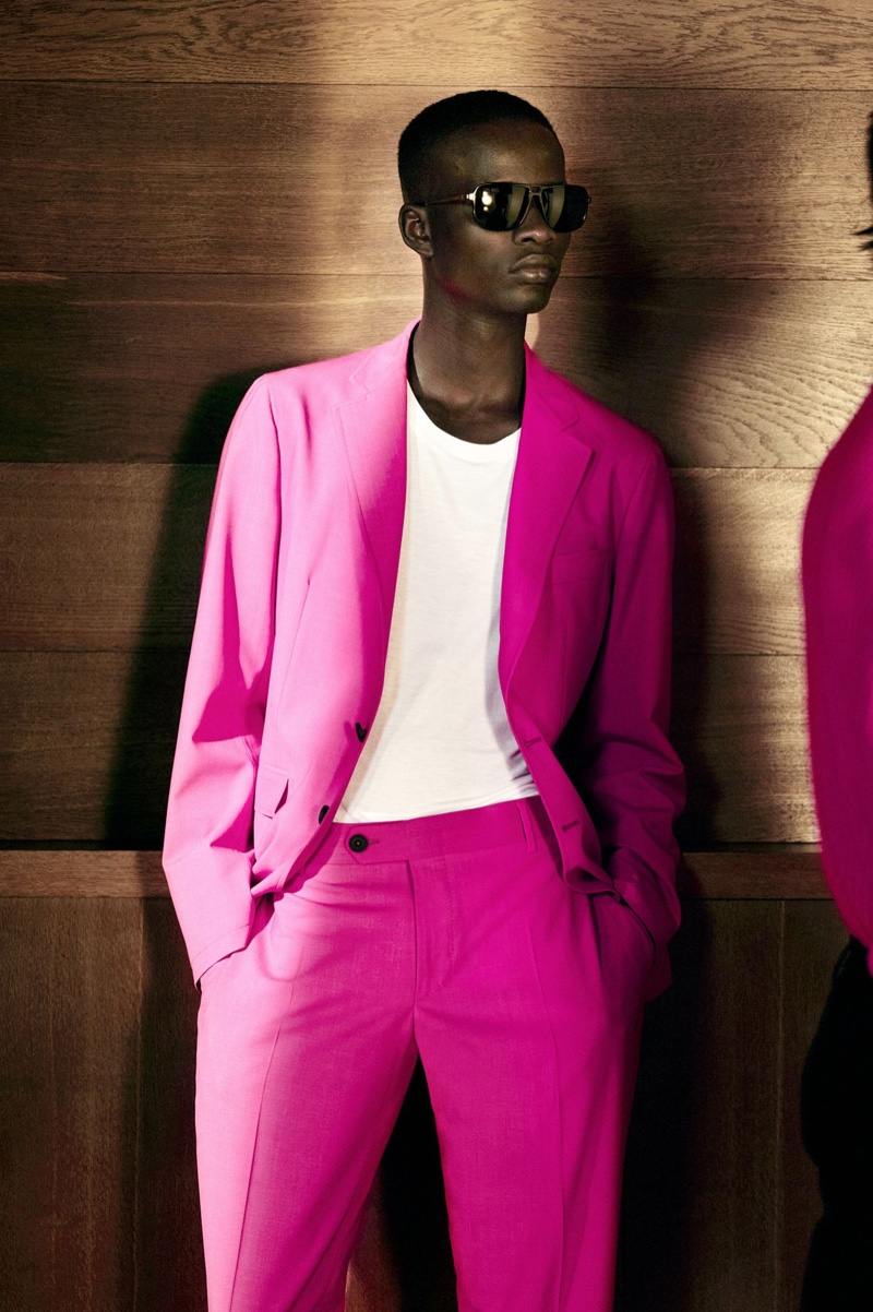Canali Channels '90s LA for Spring '22 Collection