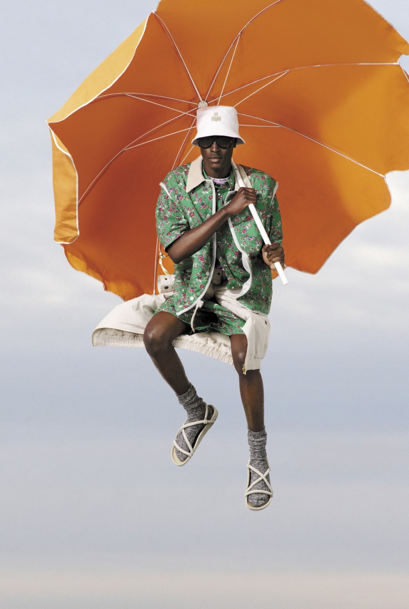 Isabel Marant Gears for Great Outdoors with Spring '22 Collection