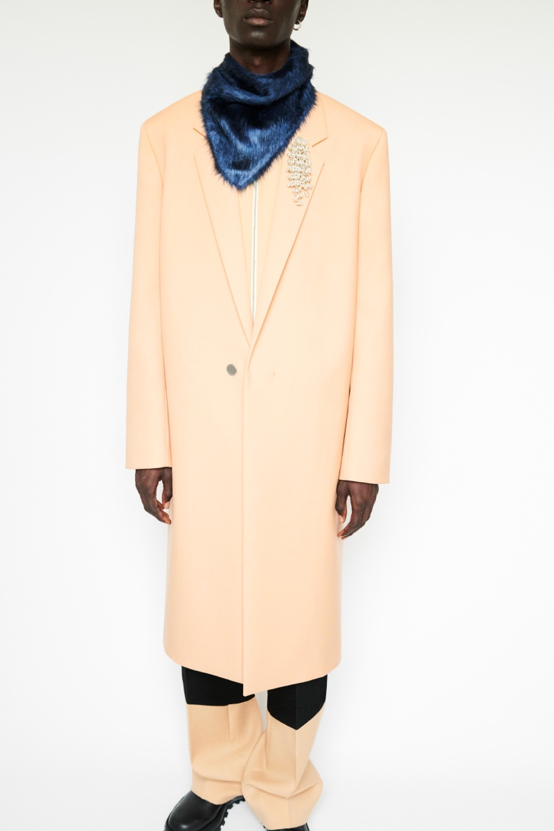 Jil Sander Explores Freedom in Color with Spring '22 Collection