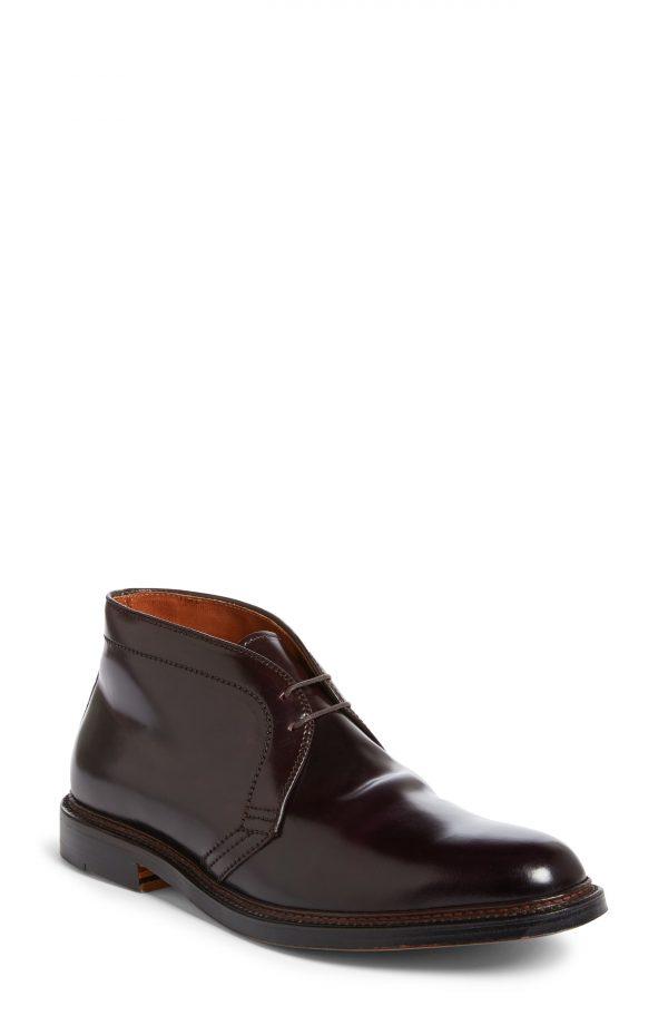Men's Alden Chukka Boot, Size 10 EEE - Brown