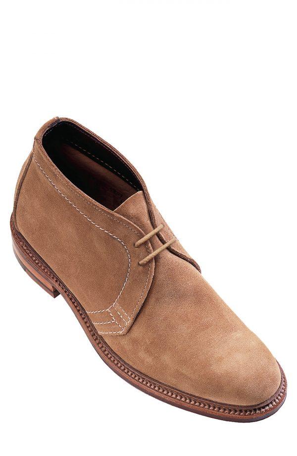 Men's Alden Chukka Boot, Size 12 D - Brown