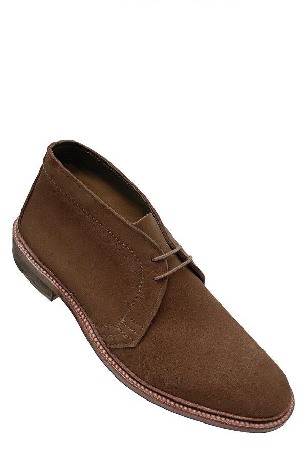 Men's Alden Chukka Boot, Size 7 D - Brown