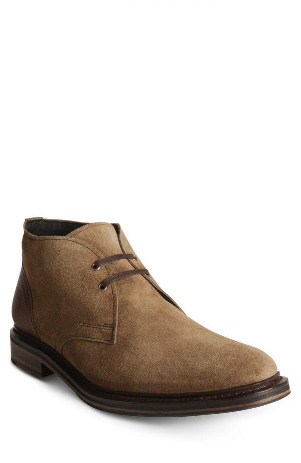 Men's Allen Edmonds Cyrus Chukka Boot, Size 8.5 D - Brown