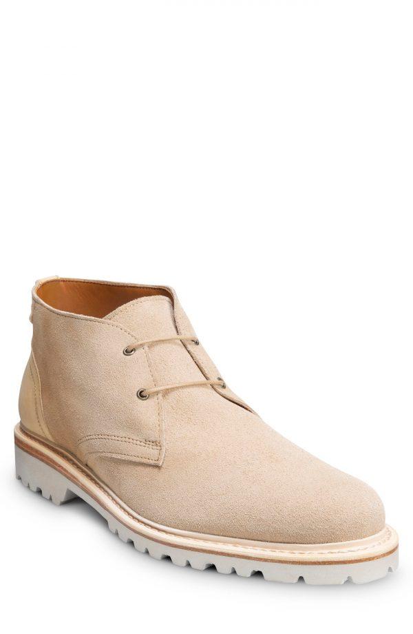 Men's Allen Edmonds Discovery Chukka Boot, Size 10 D - Beige