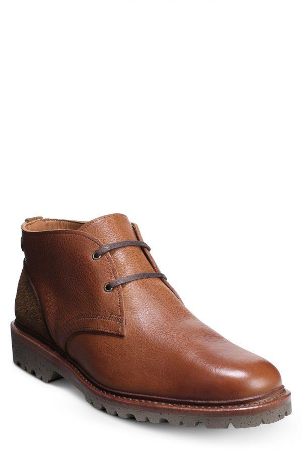 Men's Allen Edmonds Discovery Chukka Boot, Size 9 EEE - Brown
