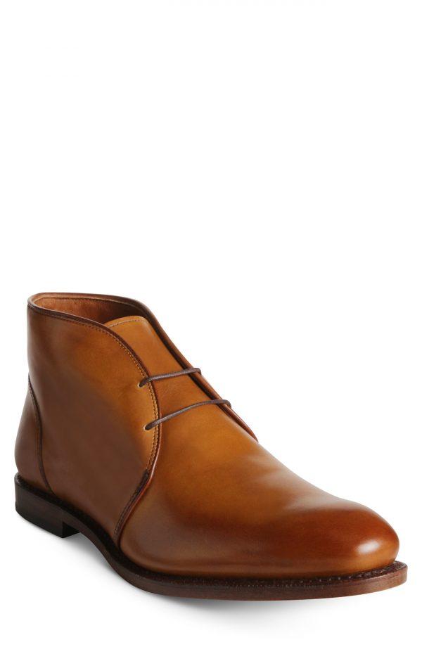 Men's Allen Edmonds Williamsburg Chukka Boot, Size 7.5 EEE - Brown