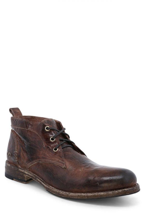 Men's Bed Stu Clyde Chukka Boot, Size 8 M - Brown