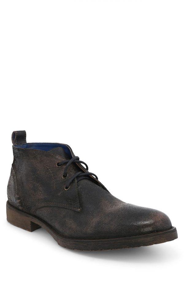 Men's Bed Stu Rayburn Chukka Boot, Size 8 - Black