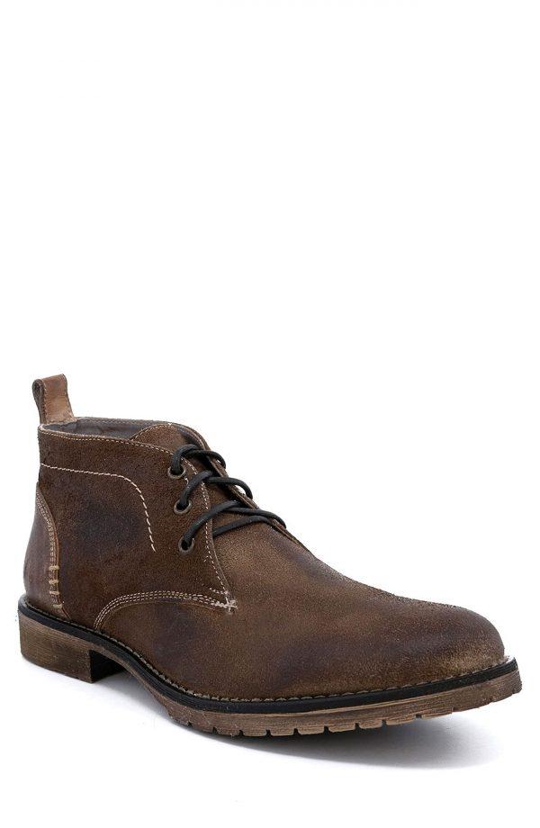 Men's Bed Stu Rayburn Chukka Boot, Size 8 - Brown