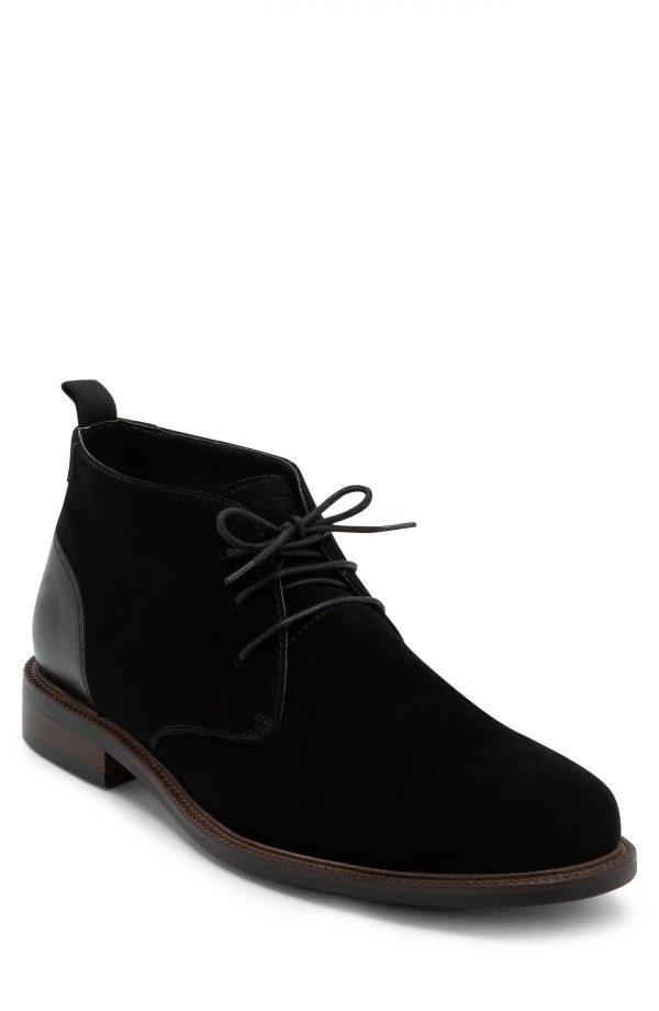Men's Blondo Konor Waterproof Chukka Boot, Size 7.5 M - Black