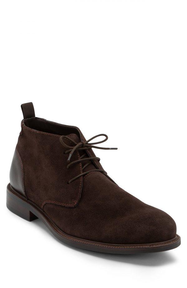 Men's Blondo Konor Waterproof Chukka Boot, Size 7.5 M - Brown